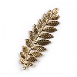 Longue branche dorée