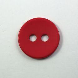 Big Bouton rouge foncé