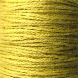 Ficelle de jute jaune bobine 50m