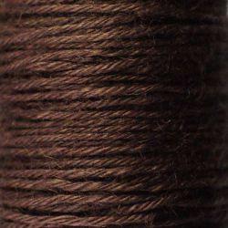 Ficelle de jute marron chocolat bobine 50m