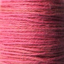 Ficelle de jute rose bobine 50m