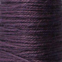Ficelle de jute violet bobine 65m