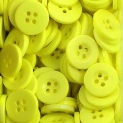 Boutons Jaune citron