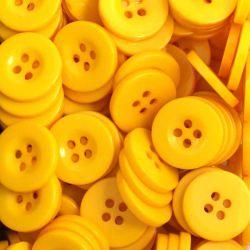 Boutons jaune orangé