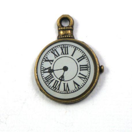 breloque montre bronze PM
