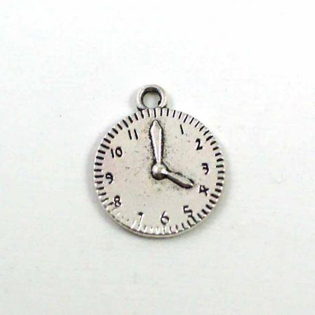 Breloque horloge 4h