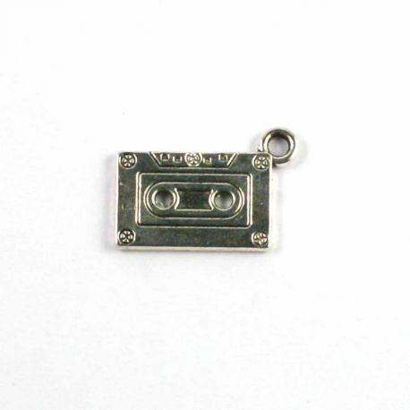 Breloque Cassette audio