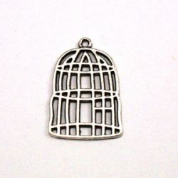 Breloque cage
