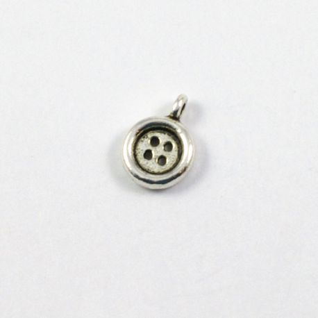 breloque bouton