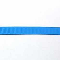 Ruban uni bleu des îles 9 mm