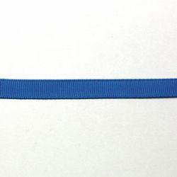 Ruban uni bleu vif 9 mm