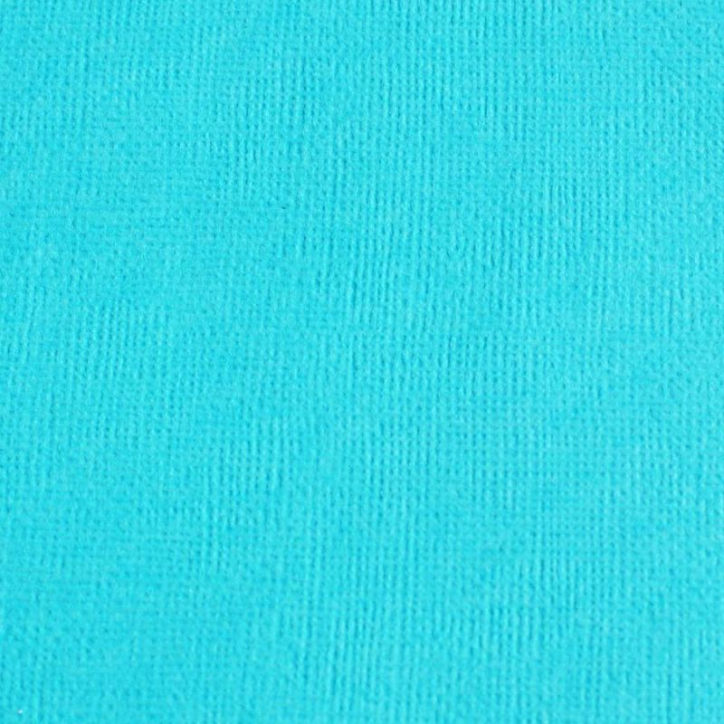 cardstock bleu turquoise 12x12 ephemeria scrapbooking. Black Bedroom Furniture Sets. Home Design Ideas