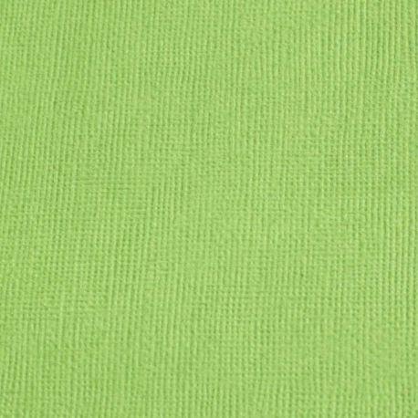 Cardstock vert 12X12