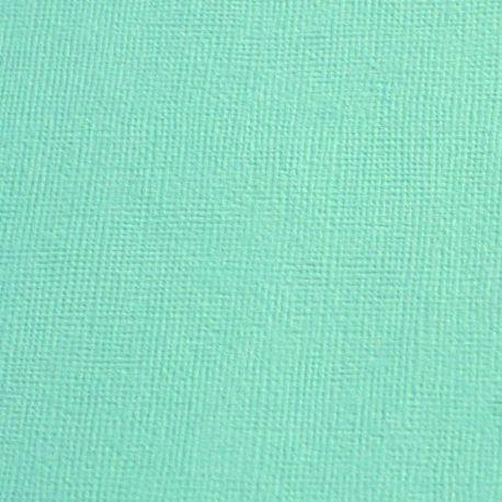 Cardstock vert opaline 12X12