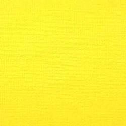 Cardstock jaune 12X12