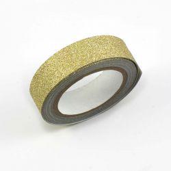 Masking tape paillete or