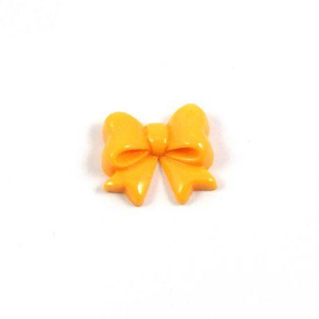 Noeud en resine jaune