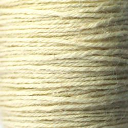 Ficelle de jute blanche (50M)