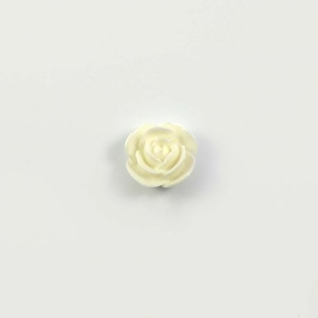 Rose résine 20mm
