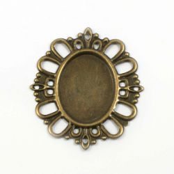 Cadre bronze