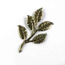 Branche bronze clair