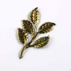 Branche or vieilli