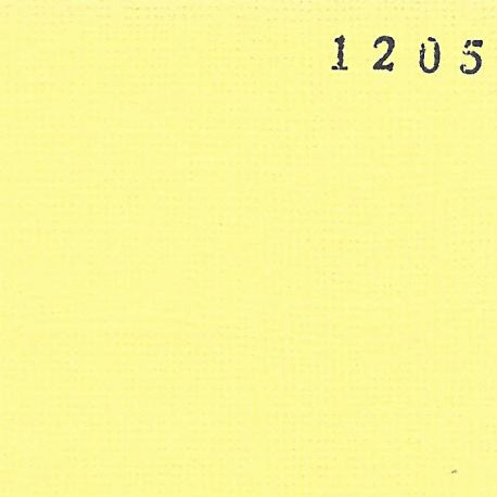 """Cardstock jaune clair 12X12"""""""