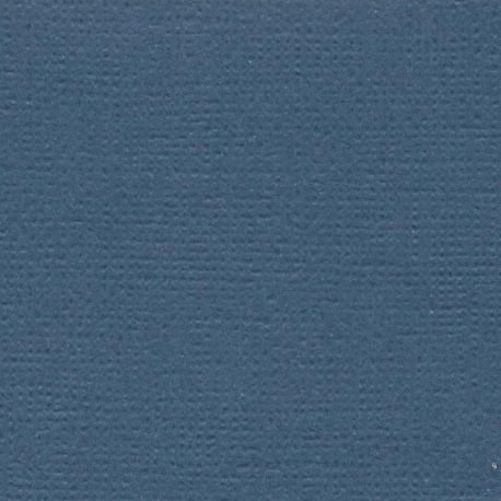"""Cardstock bleu marine 12X12"""""""