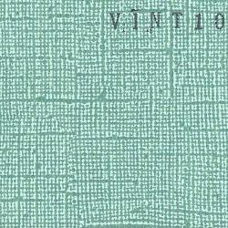 "Cardstock vintage bleu vert 12X12"""