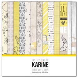 Entre les lignes - La collection de Karine