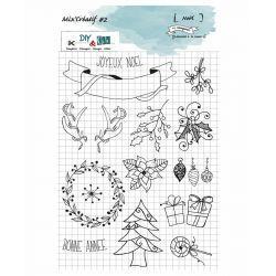 Stamp Mix Creatif 2 -Noel