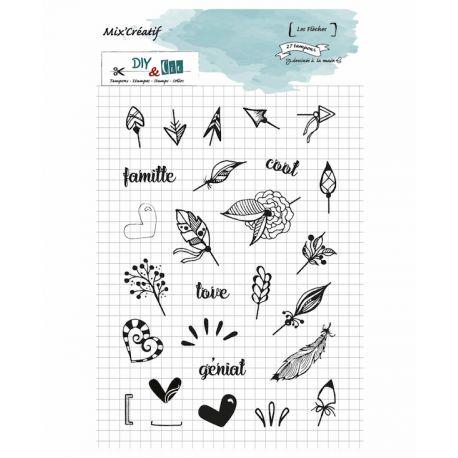 Stamp Mix Creatif - Fleches