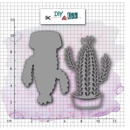 Die Duo cactus