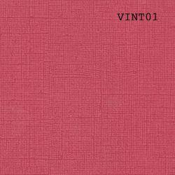 """Cardstock Vintage rouge 12X12"""""""