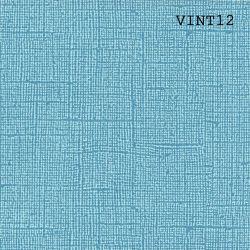 "Cardstock Vintage bleu céruléen 12X12"""