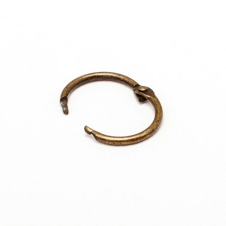 anneau brisé bronze 25mm