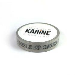 Masking Tape Petits bonheurs Karine CazenaveT