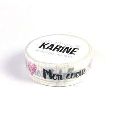 Masking Tape Enjoy Life Karine CazenaveT