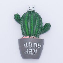 Cactus résine 2