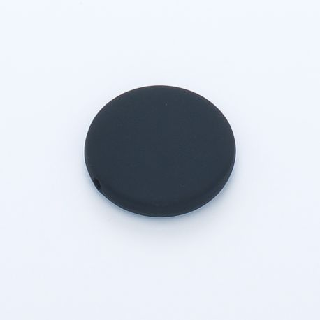 Acrylic roundstone black Pm