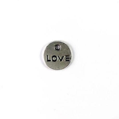 Breloque mini Love