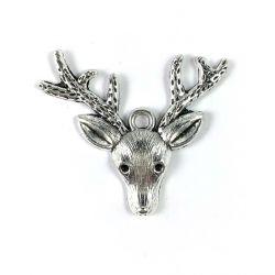 Charm deer head