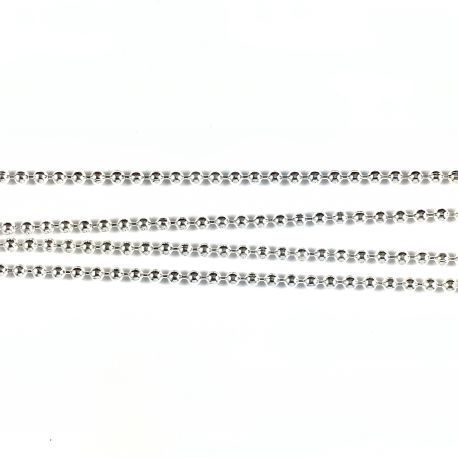 Ball chain D1,5mm nickel