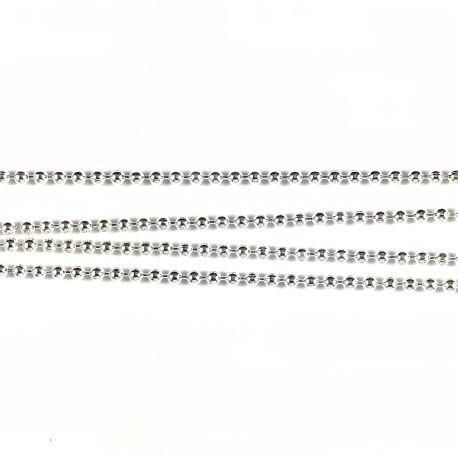 Chainette D1,5 mm nickel