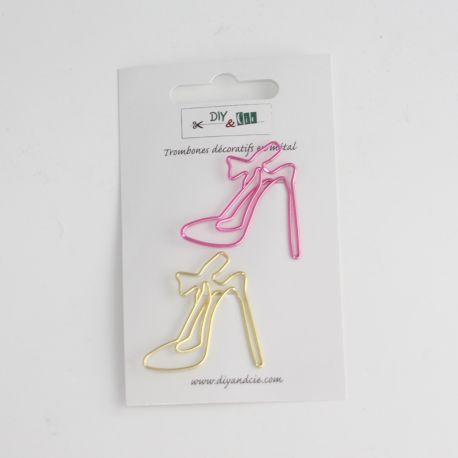 Trombone chaussures