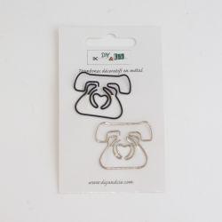 Paper Clip Téléphones