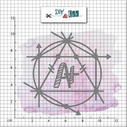 Die A+ en geometrie - DIY and Cie