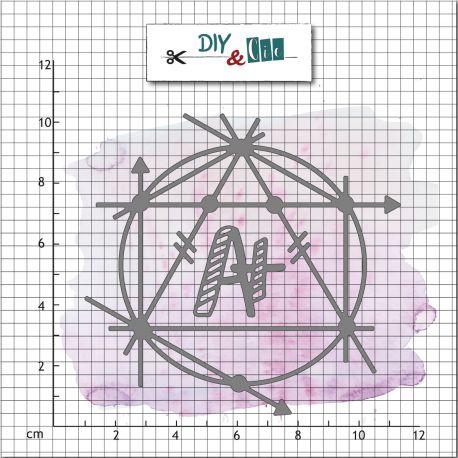 Die A+ en geometrie - DIY and Cie