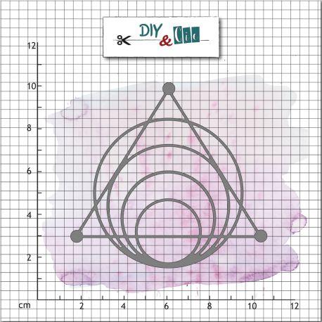 Die Tracé géomatrique - DIY and Cie