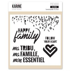 Stencil Ma tribu